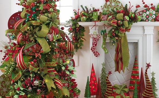 Whimsical Outdoor Christmas Decor