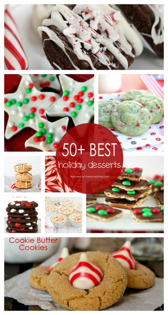 Best Holiday Desserts Christmas