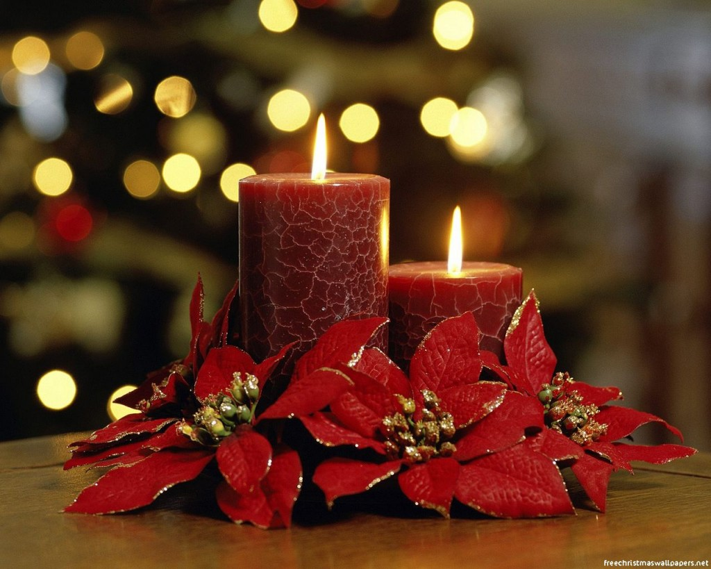 Christmas Candles Ideas