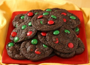Chocolate Christmas Cookies Recipes