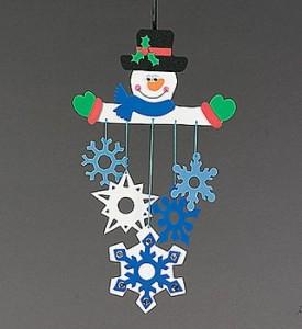 Christmas Mobile Crafts