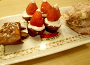 Kids Christmas Desserts