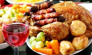 Traditional Christmas Dinner Foods