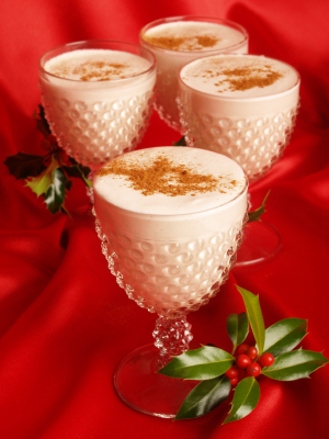 Alcoholic Eggnog Drink Recipes
