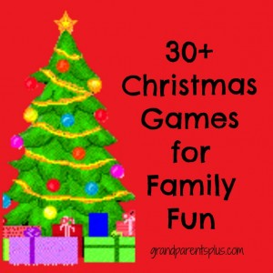 Christmas Family Games