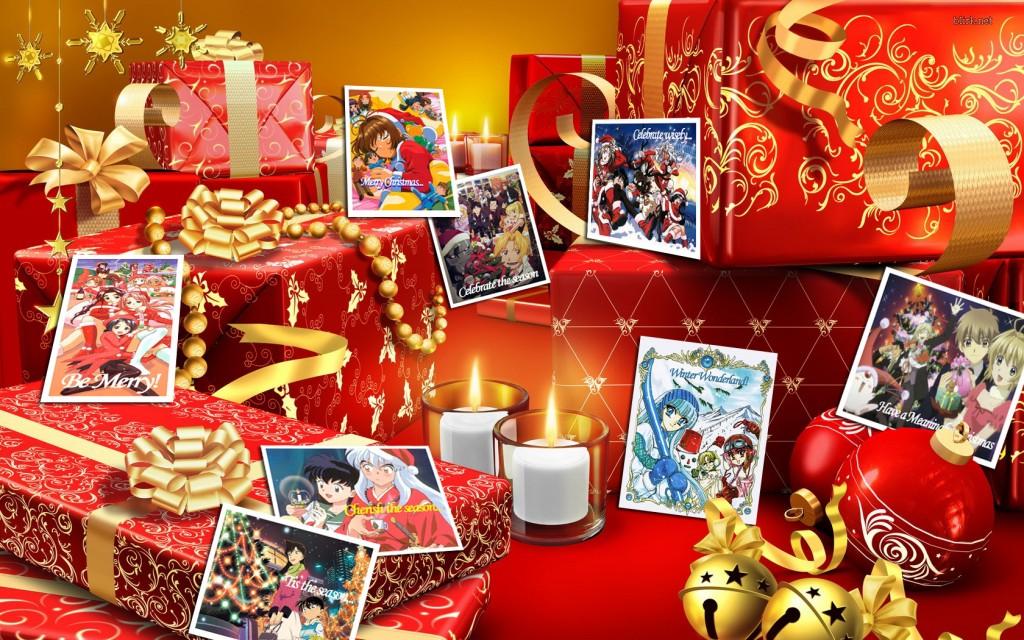 Anime Christmas Gifts