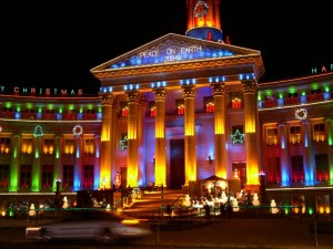 Denver Christmas Lights