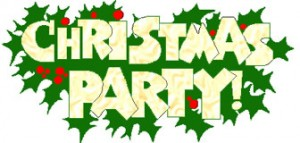 Christmas Party Clip Art