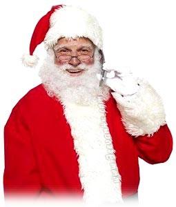 Brazil Christmas Santa Claus