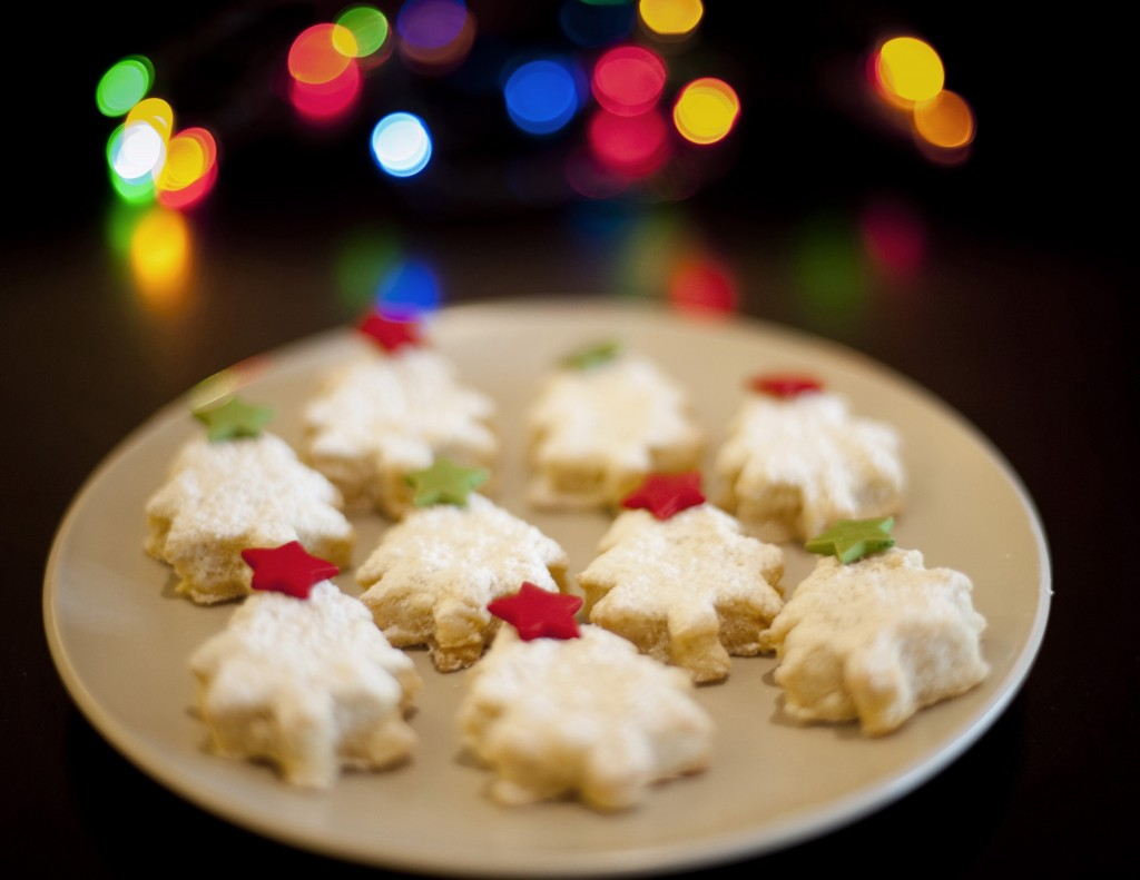 Decorative Christmas Foods