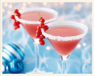 Christmas Cocktail Party Drinks