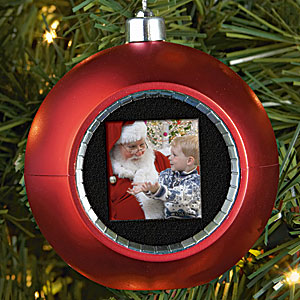 Digital Christmas Ornaments