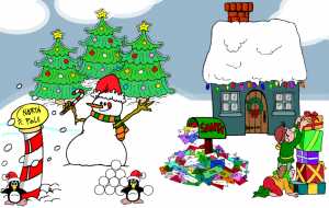 Kids Christmas Games Online