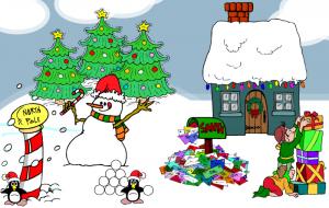 Kids Christmas Games Online