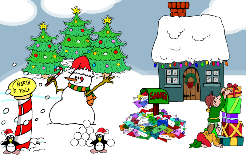 Kids Christmas Games Online | XmasPin
