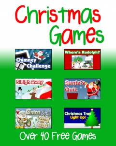 Christmas Game Ideas