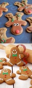 Ginger Bread Cookies Recipe Christmas Holiday