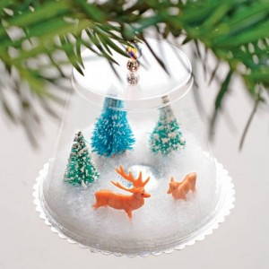 Cute Kids Christmas Craft