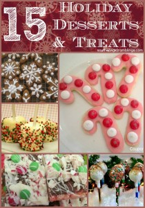 Christmas Holiday Desserts
