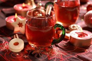 Christmas Holiday Drink,