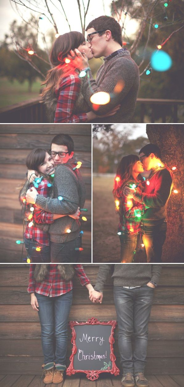 Christmas Couple Cards