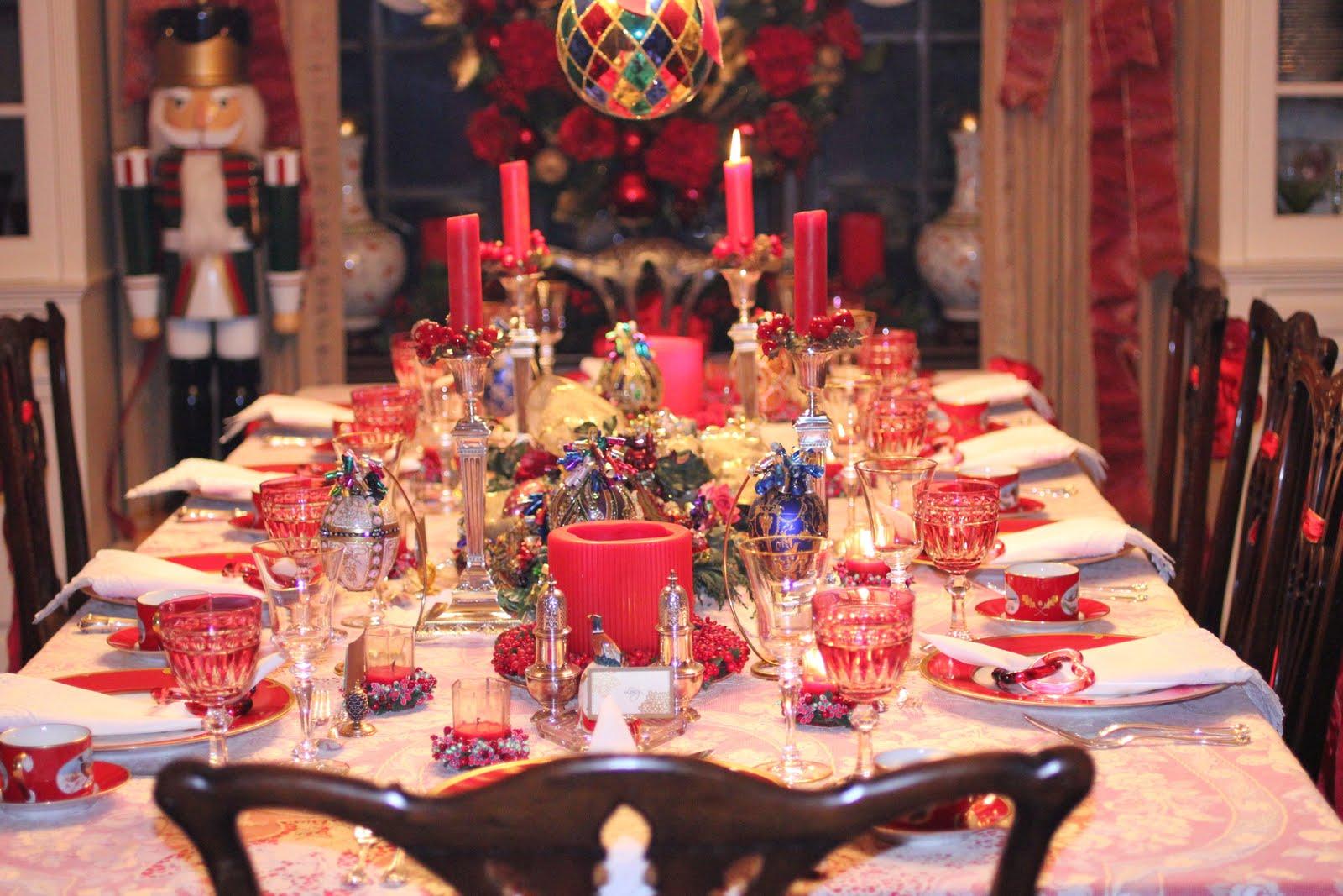 3bpblogspot Christmas Dinner Party