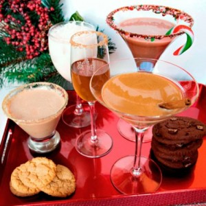 Holiday Cocktails Drinks