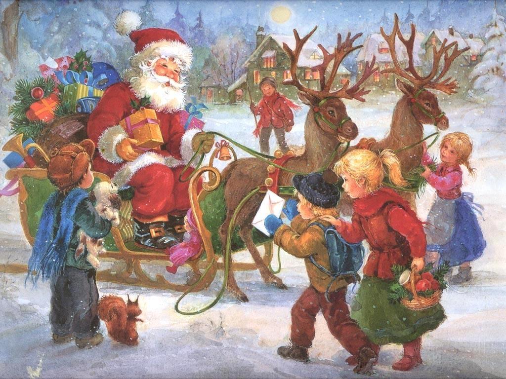 Christmas Santa Claus | XmasPin
