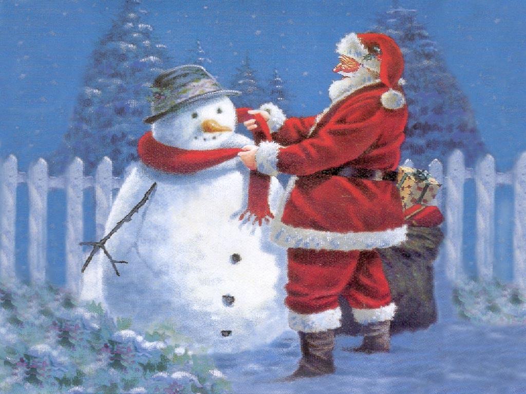 images2fanpopcom christmas santa claus - Santa Claus Christmas