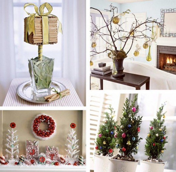 Christmas Holiday Decorating Ideas