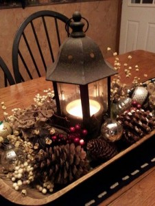 Vintage Christmas Decorating Ideas