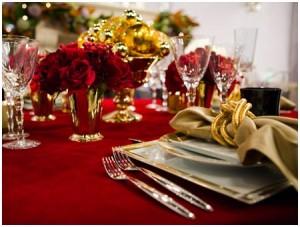 Italian Christmas Dinner Party