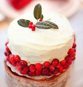Beautiful Holiday Desserts