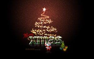 Merry Christmas Desktop Free