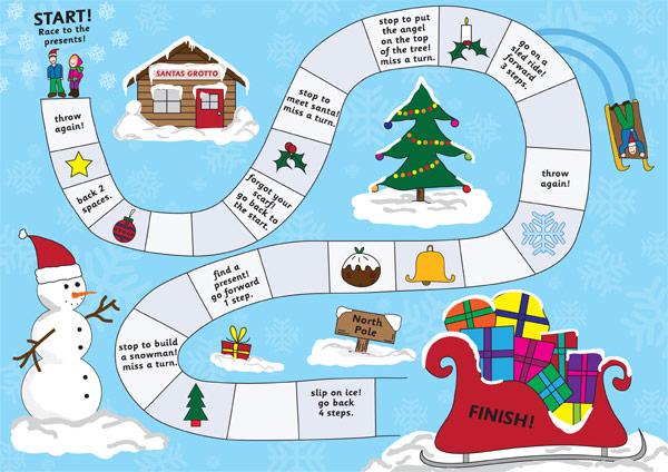 christmas board games xmaspin