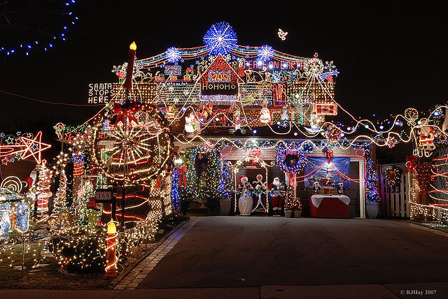 Best Christmas Lights In Kansas City